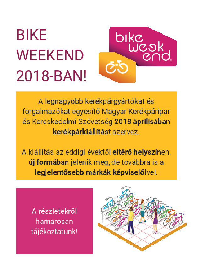 Bike Weekend 2018