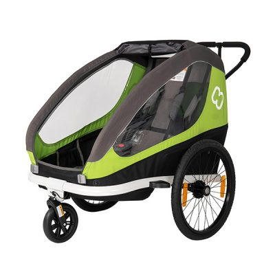 Hamax Traveller kerékpáros gyermekszállító utánfutó