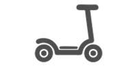 Rollerek, futó kerékpárok egykerekűek