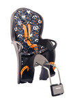 KISS GREY W/DESIGN PADDING GREY-ORANGE-WHITE