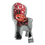 HAMAX KISS SAFETY PACKAGE MEDIUM GREY W/REDD PADDING + HELMET