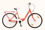 Balaton 26 Plus női piros