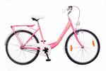 Balaton 26 Plus női pink