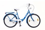 Balaton 26 Plus női kék/fehér-