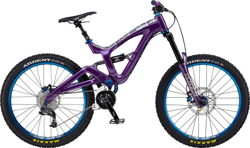 GT RUCKUS 7 2.0 MET PURPLE