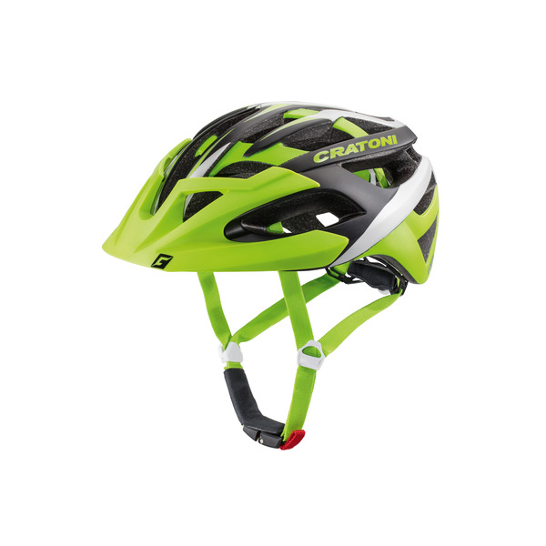 SISAK C-HAWK GREEN-BLACK-SILVE