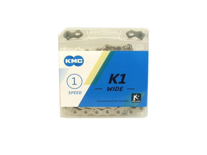 LÁNC KMC BMX K1-W 1/2X1/8X112