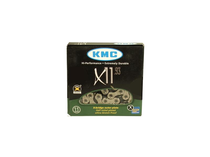 LÁNC KMC X11 1/2X11/128