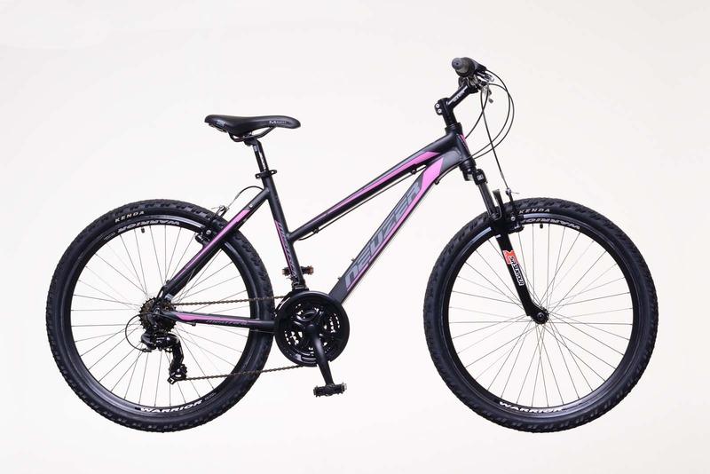 Mistral 50 női fekete/pink
