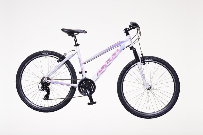 Mistral 50 női fehér/pink