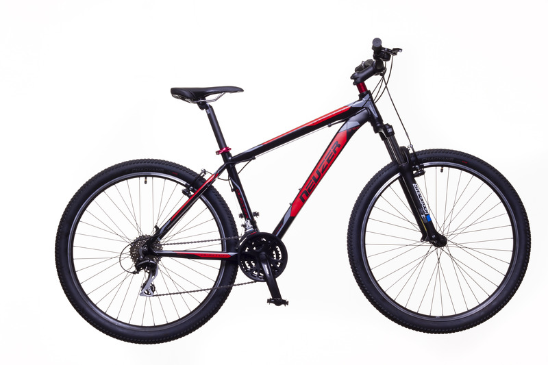 Duster Sport férfi fekete/ piros-szürke 19
