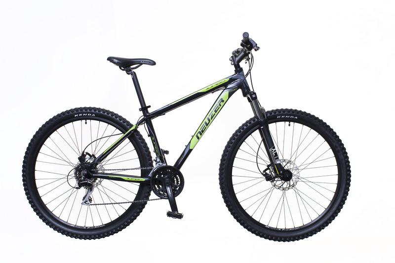 Jumbo Sport Hydr férfi fekete/ zöld-szürke 19