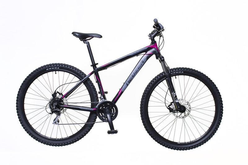 Jumbo Sport Hydr fekete pink-szürke 19