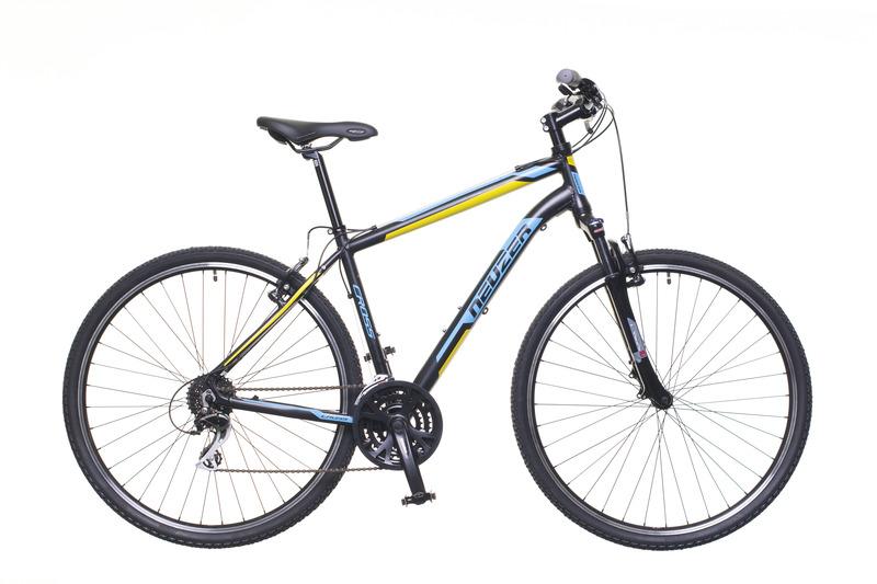 X200 férfi fekete/kék-sárga 21
