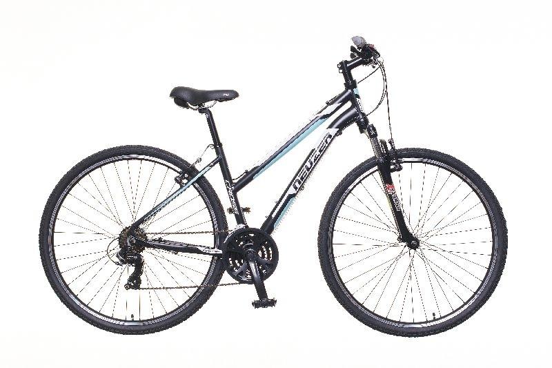 X100 női fekete/fehér-kék 17