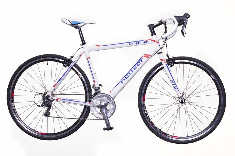 Courier CX fehér/kék