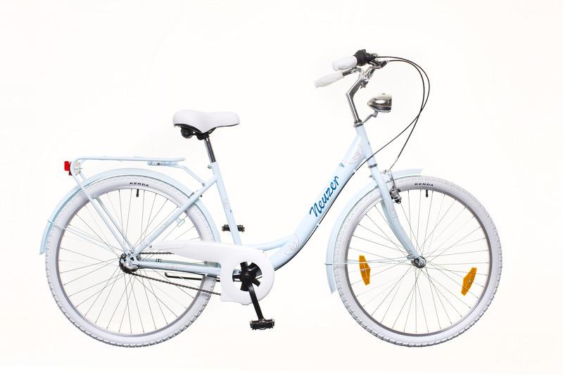 Balaton Premium 26 N3 női babyblue/kék/barna
