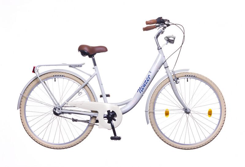 Balaton Premium 26 N3 női szürke/kék-narancs