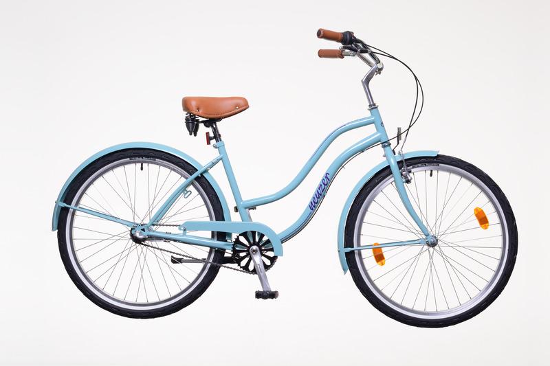 California női babyblue   kerékpár