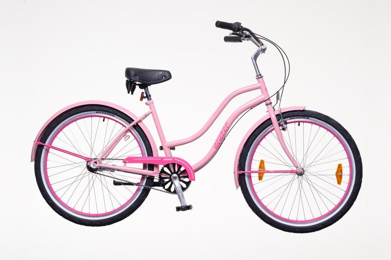 Miami női rózsaszín/magenta
