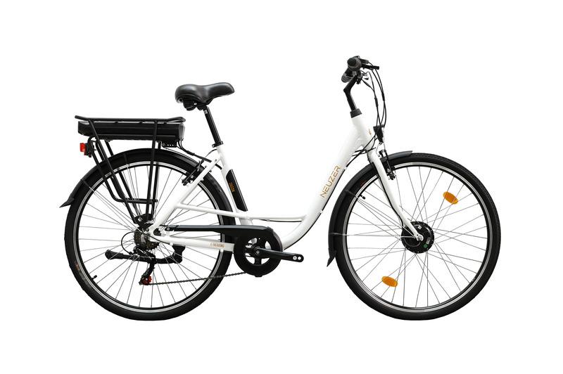 pedál szenzoros elektromos kerékpár