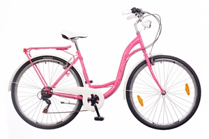 Ravenna 6 Plus női pink